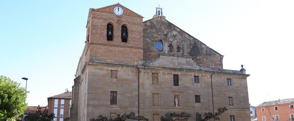 Iglesia Parroquial de Lardero