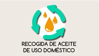 Recogida de aceite de uso doméstico