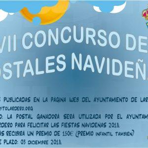 VII CONCURSO DE DISEÑO DE POSTALES NAVIDEÑAS