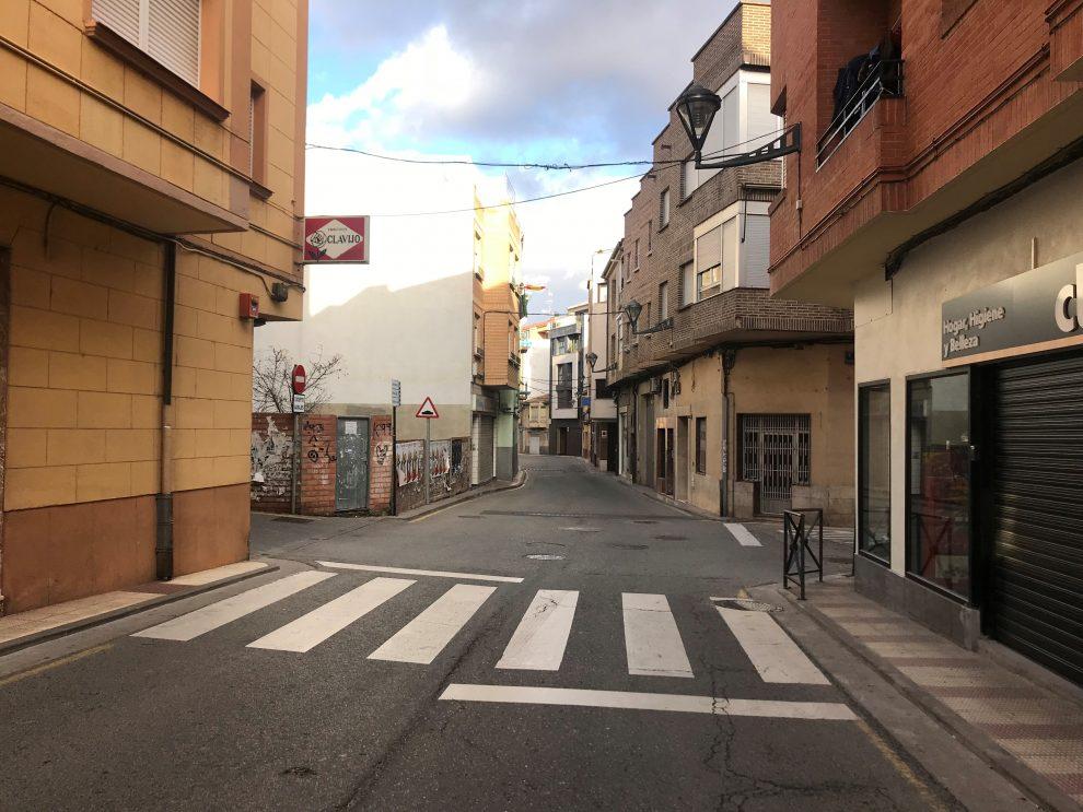 Adjudicadas las obras de adecuación urbana de la calle Eduardo González Gallarza