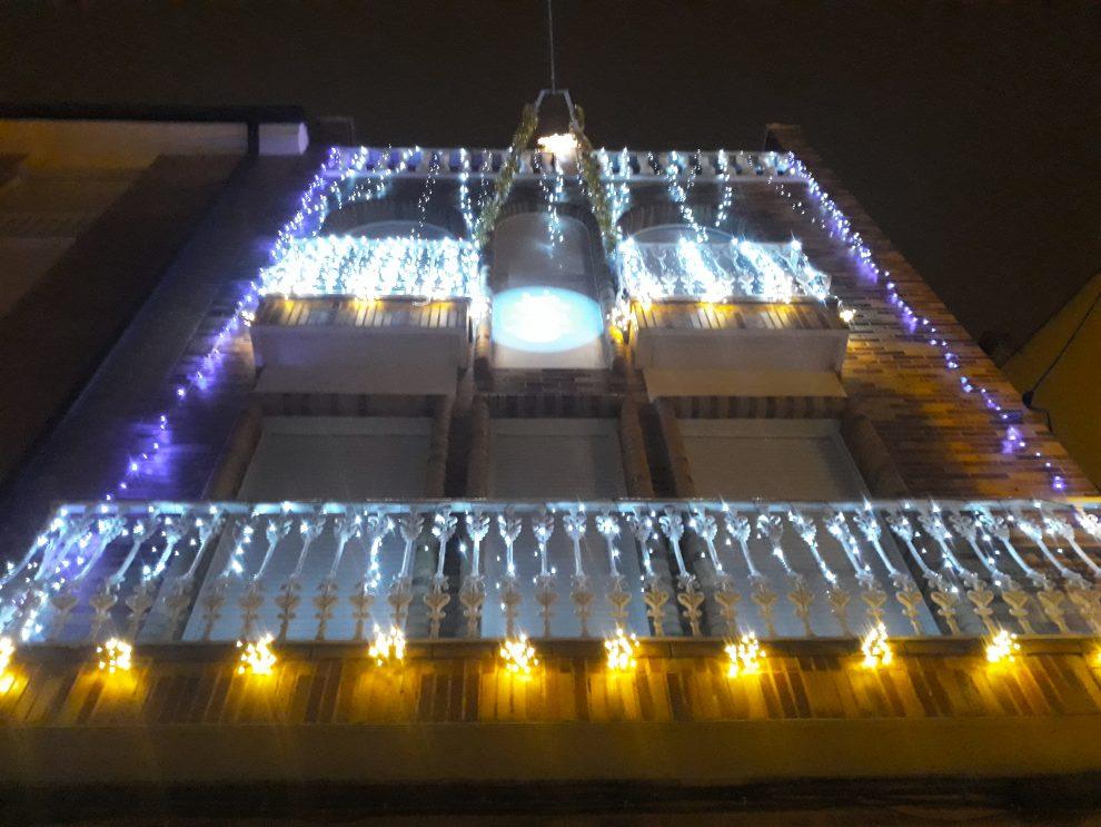 Ganadores concurso iluminación