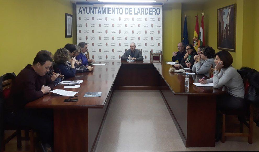 El Ayuntamiento de Lardero aprueba un Presupuesto de 8,6 millones de euros centrado en la calidad de vida de las personas
