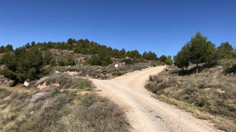 Aprobada la modificación del sendero del Mirador de Cuatro Cantos para evitar su paso por el campo de tiro