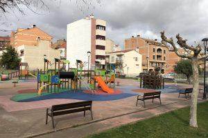 El Ayuntamiento aprueba la instalación de una cubierta en el parque infantil de La Cigüeña