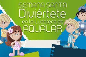 Semana Santa en la ludoteca de Aqualar