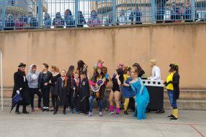 Semana cultural: CEIP Eduardo González Gallarza
