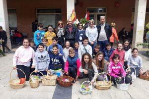 Lardero se sumerge el miércoles, 1 de mayo, su tradicional Concurso de Mayos