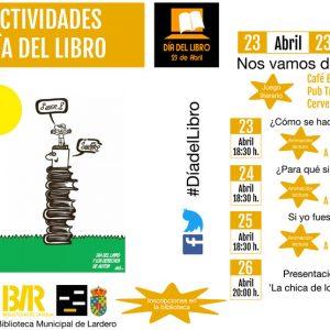 Actividades Día del Libro