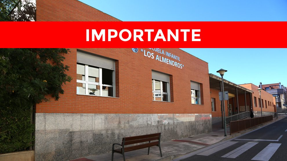 """Lista de admitidos, curso 2.019 – 2.020, de la escuela infantil """"Los Almendros"""""""