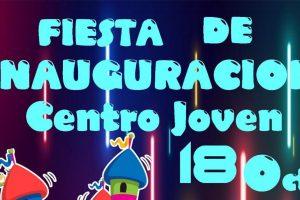 Fiesta de Inauguración del Centro Joven