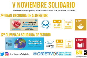 V noviembre solidario