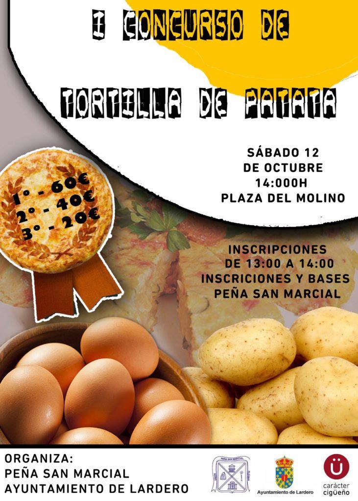 I Concurso de tortilla de patata