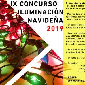IX Concurso de Iluminación y Decoración Navideña de Exteriores