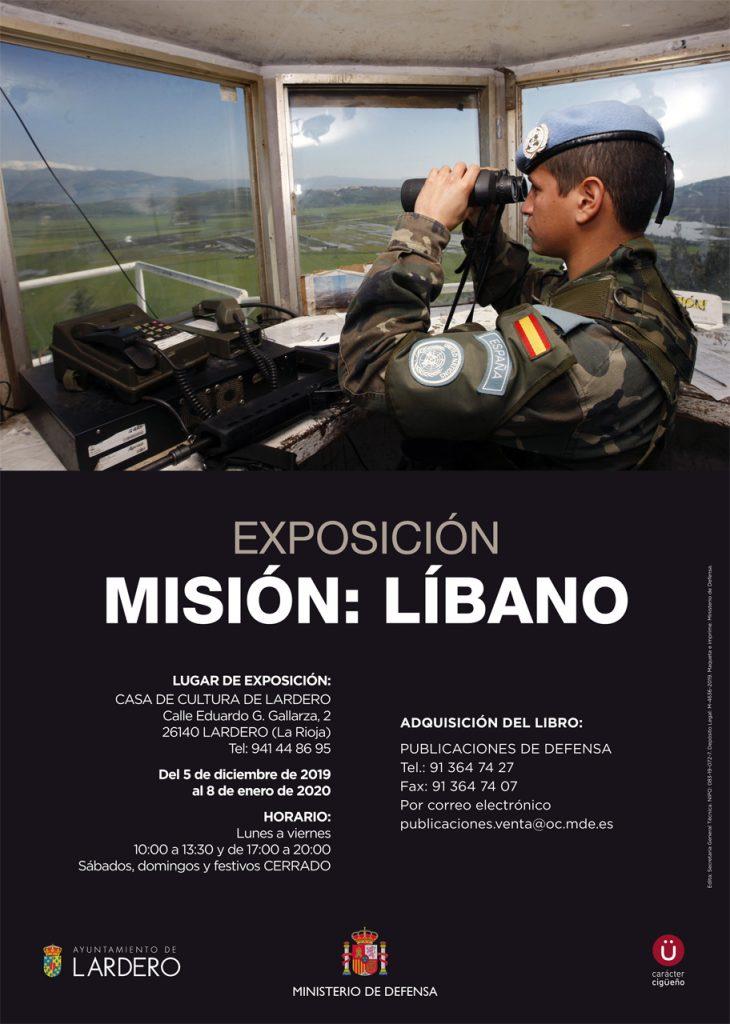 """Exposición """"Misión: Líbano"""""""