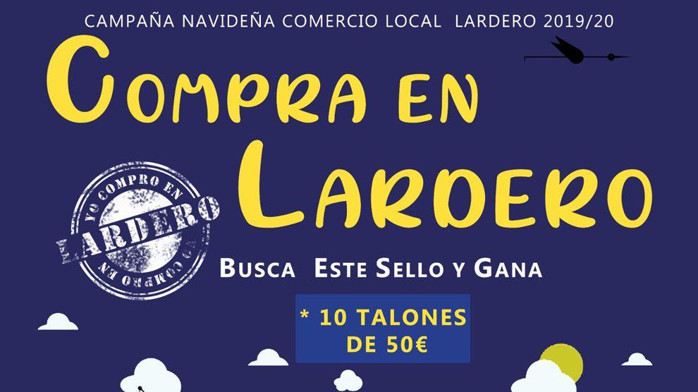 Campaña Navideña: Compra en Lardero