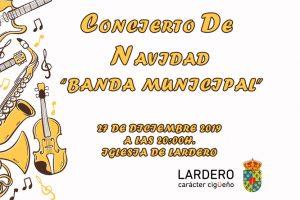 """Concierto de Navidad """"Banda Municipal"""""""