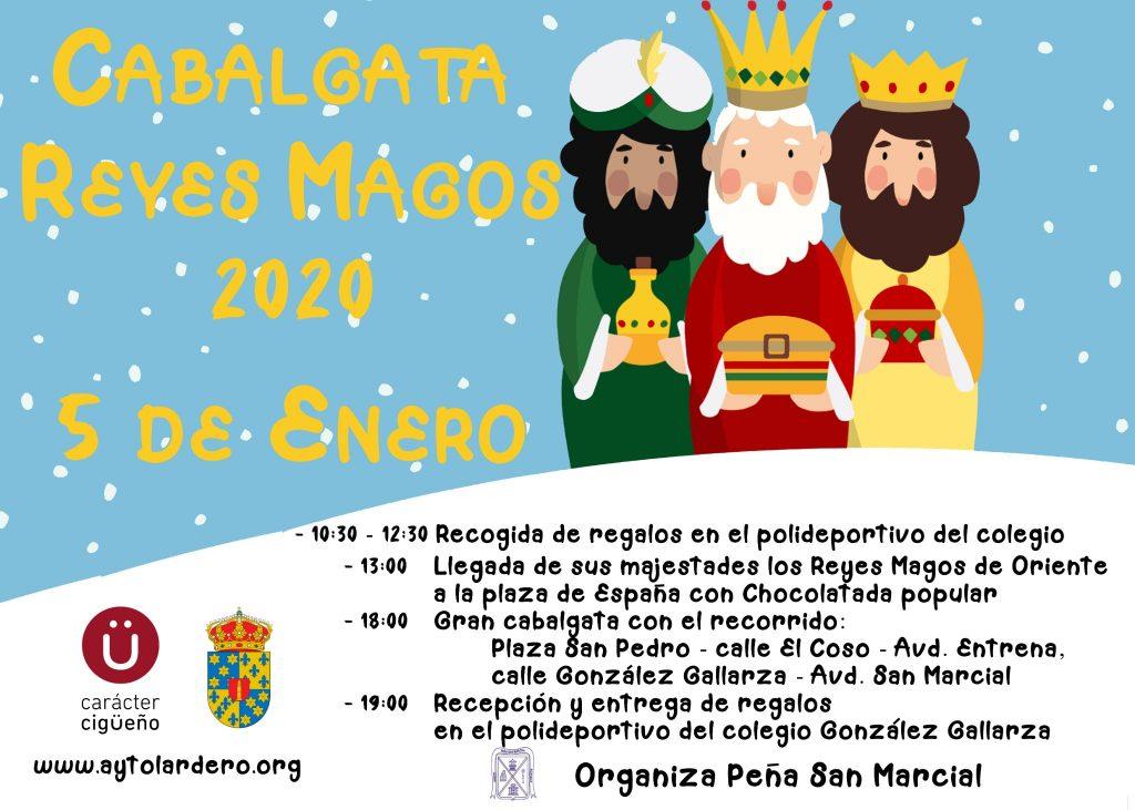 Cabalgata de los Reyes Magos 2020