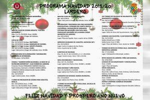 Programación de Navidad de Lardero
