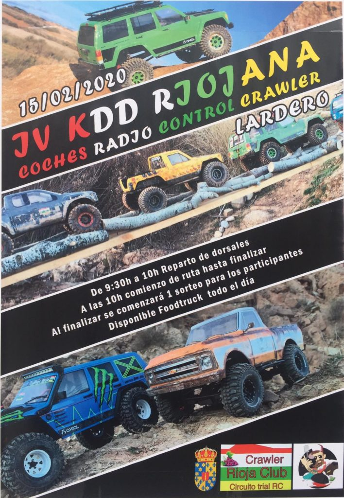 IV Quedada Riojana Coches Radio Control Crawler Lardero