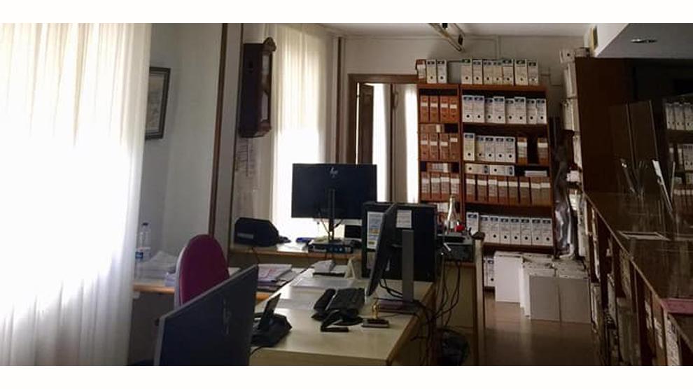 Las oficinas del Ayuntamiento de Lardero abren de nuevo al público