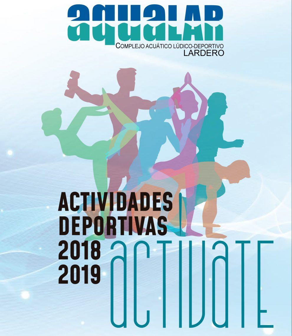 Actividades Aqualar 2018-2019