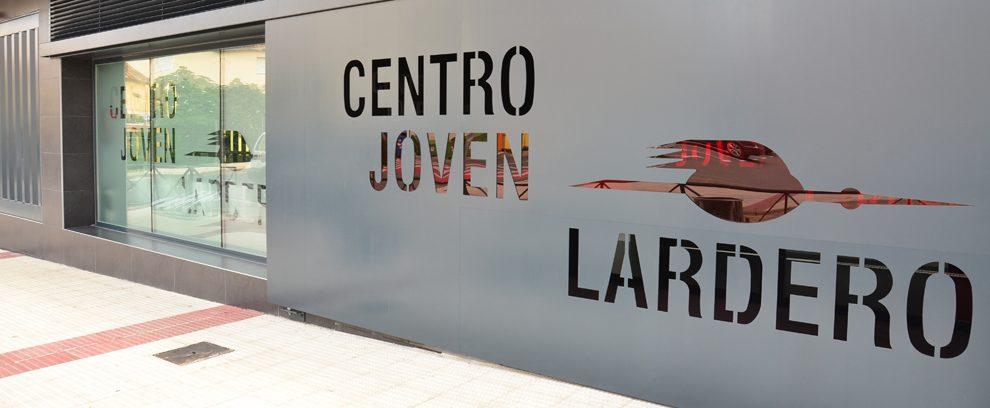 Centro jóven de Lardero