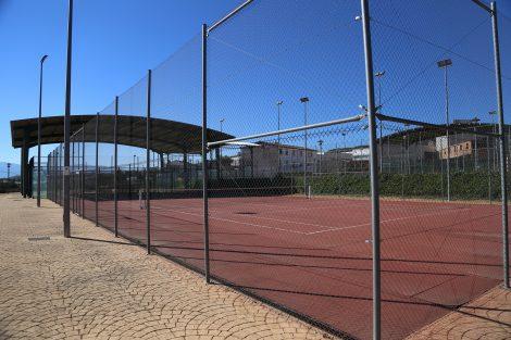 Pistas Exteriores: Polideportiva, Tenis y Pádel