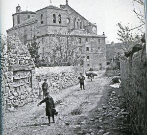 Iglesia de Lardero 1939 (Amós Salvador Carreras)