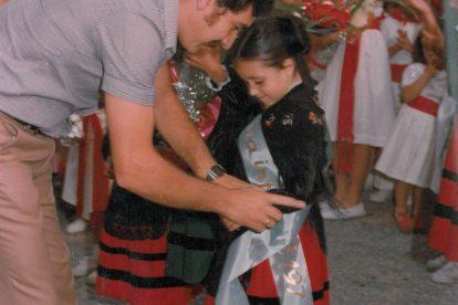 Proclamación Maja Infantil