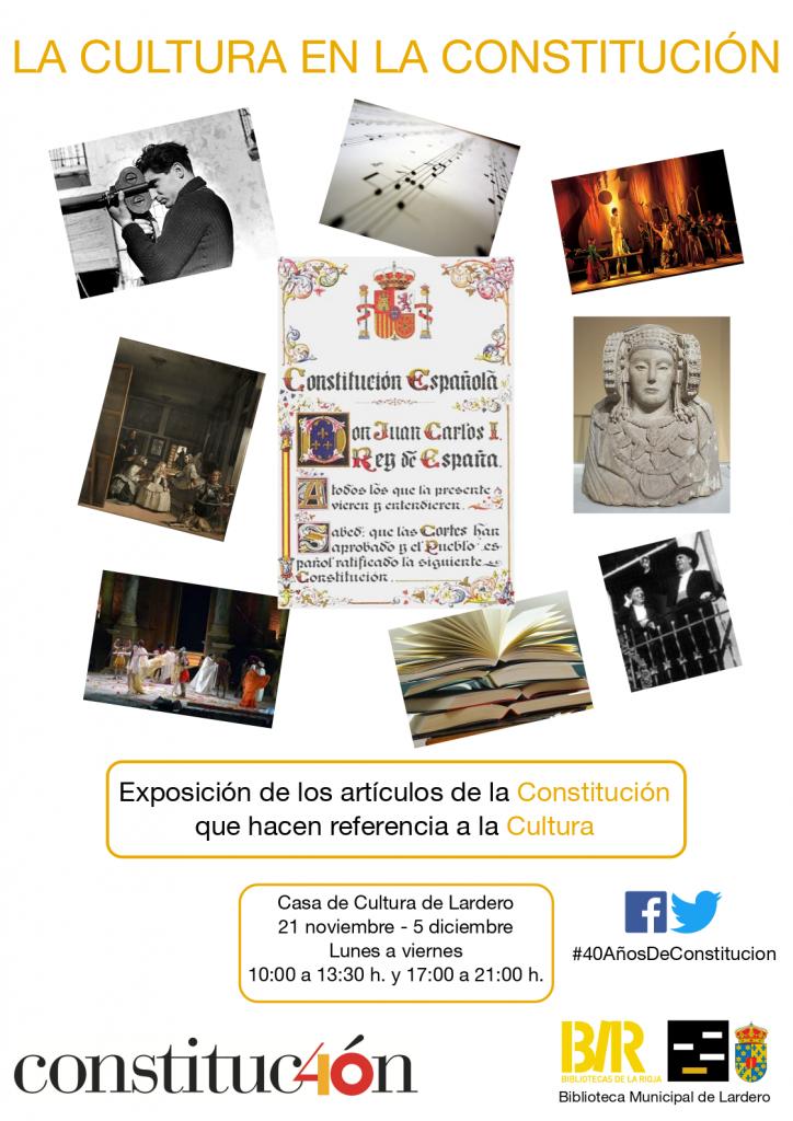 Exposición 40 Aniversario de la Constitución