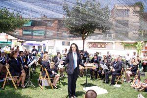 Lardero celebra mañana su tradicional concierto de Navidad a cargo de la Banda Municipal de Música