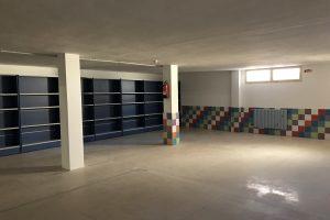 El Ayuntamiento de Lardero acondicionará el sótano del edificio consistorial para ampliar el archivo municipal