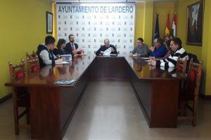 Las obras de adecuación del patio del CEIP Villa Patro comenzarán en el plazo de un mes