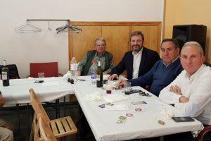 La Asociación de Personas Mayores de Lardero rinde homenaje a todas las madres del municipio