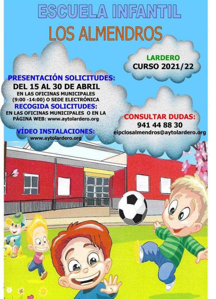 CARTEL ESCUELA INFANTIL 202122 (Large)