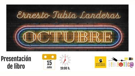 210708 PRESENTACION DE LIBRO OCTUBRE