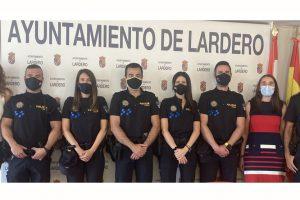 210727 INCORPORACIÓN DE LOS NUEVOS POLICIAS