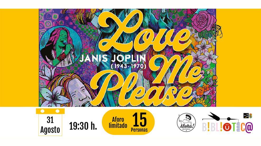 210818 PRESENTACION COMIC JANIS JOPLIN